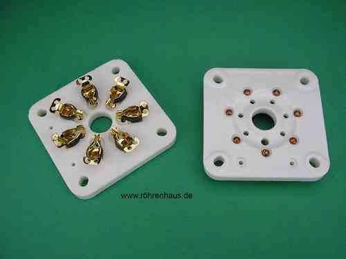 Septar Chassis Gold